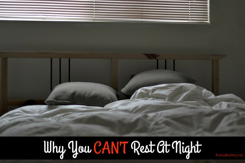 Whether it's due to insomnia or a sleep disorder, a lack of proper rest can really wreak havoc on your life. That's because sleep issues always end up impacting you during the daytime as well. It's inevitable.