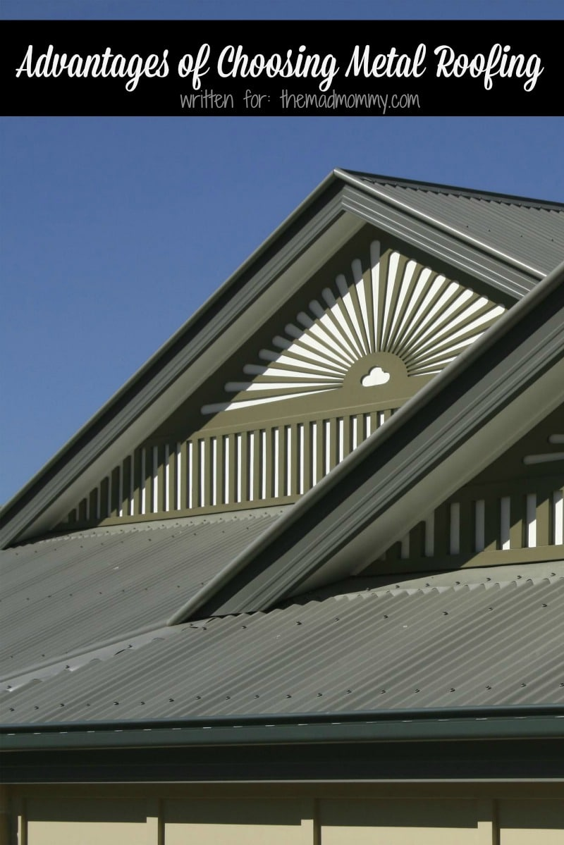 If you're currently considering installing a new roof, you might be wondering what material to choose. Whether you've just moved into a new home, or you want to replace your current roof, metal is becoming an option of choice.