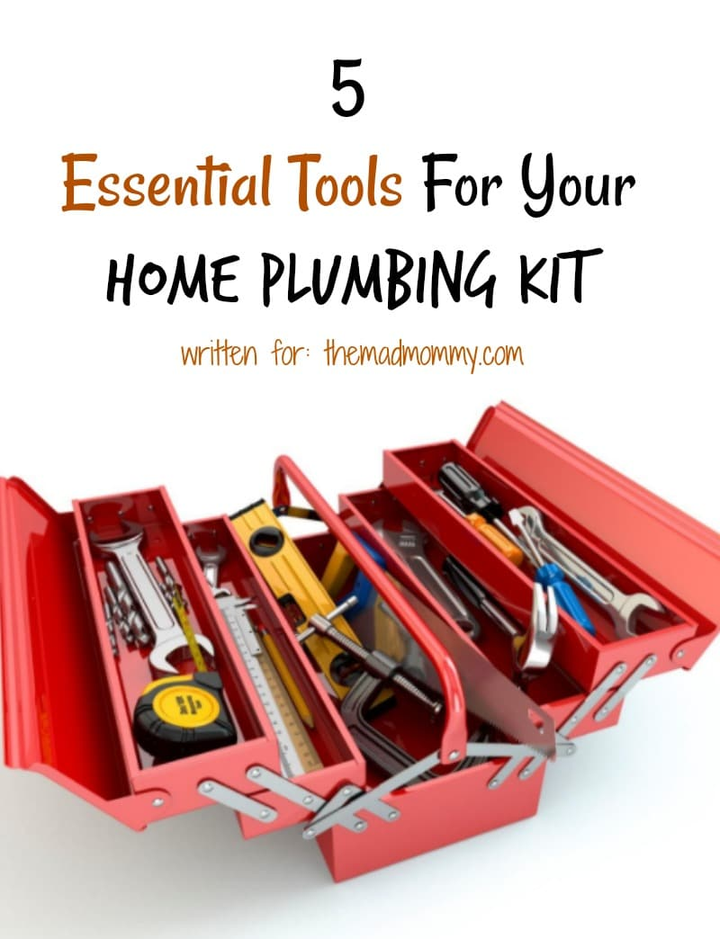 Just like the carpenter needs his hammer and plane, the plumber relies heavily on his slip joint wrench and hacksaw, and with that in mind, here is a list of tools that everyone should have in their home plumbing kit!