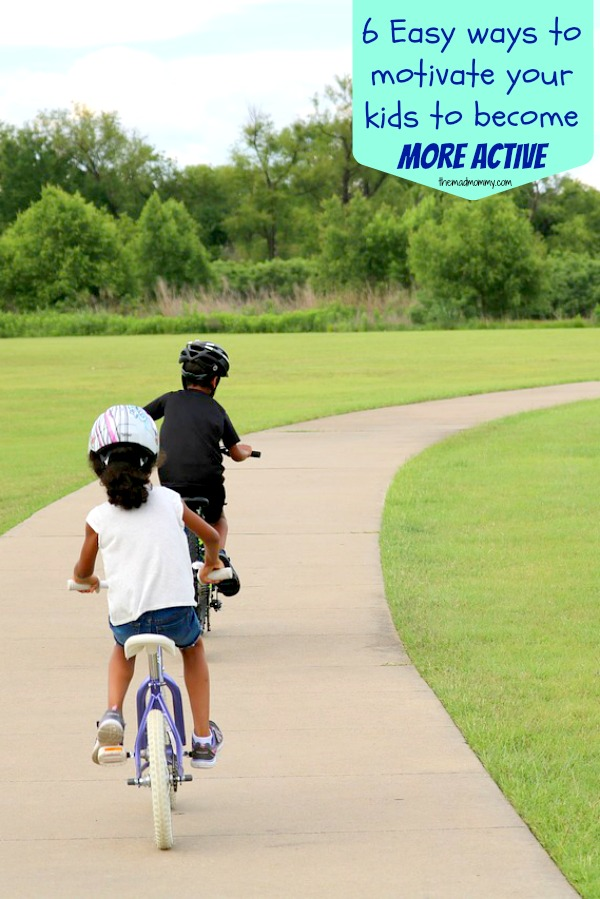 Most kids today don't get nearly enough time to exercise thanks to a cluttered routine that involves things like homework, video games, art classes, music classes, and social media. To help you nail down a fun activity for your kid, we've outlined six ways you can motivate your kids to become active.