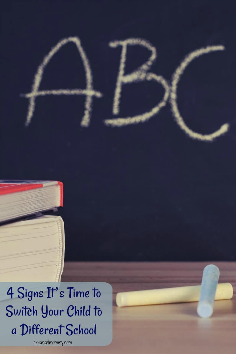 You do not have to keep your child in the same school for years. Your child needs to attend a school that makes them look forward to learning. It is important to look for signs that your child needs a different learning environment. If you need help, here are several signs it is time to switch your child to another school.