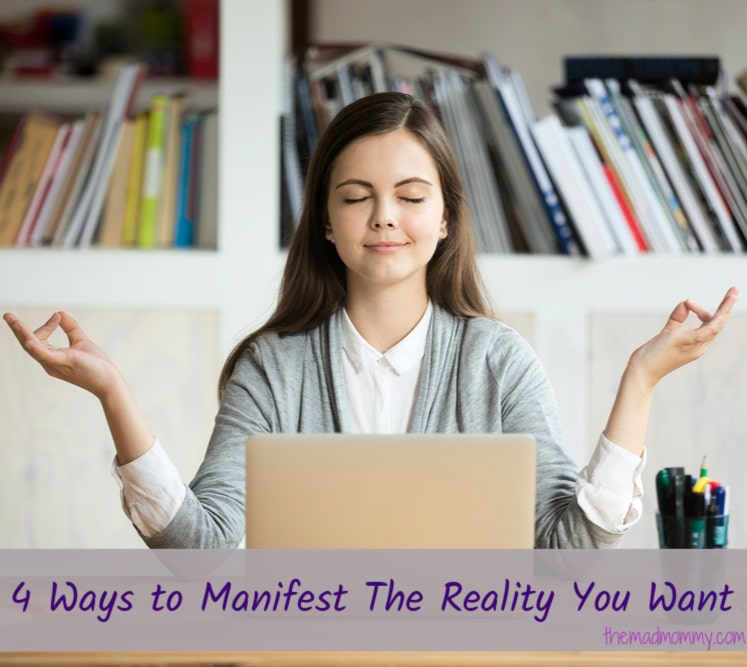 It's a trap that we all fall into far too frequently. That lack of mindfulness. We find ourselves longing for something different. Here are some ways to manifest the reality you want to be in!