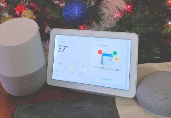 Its Google Home For The Holidays!