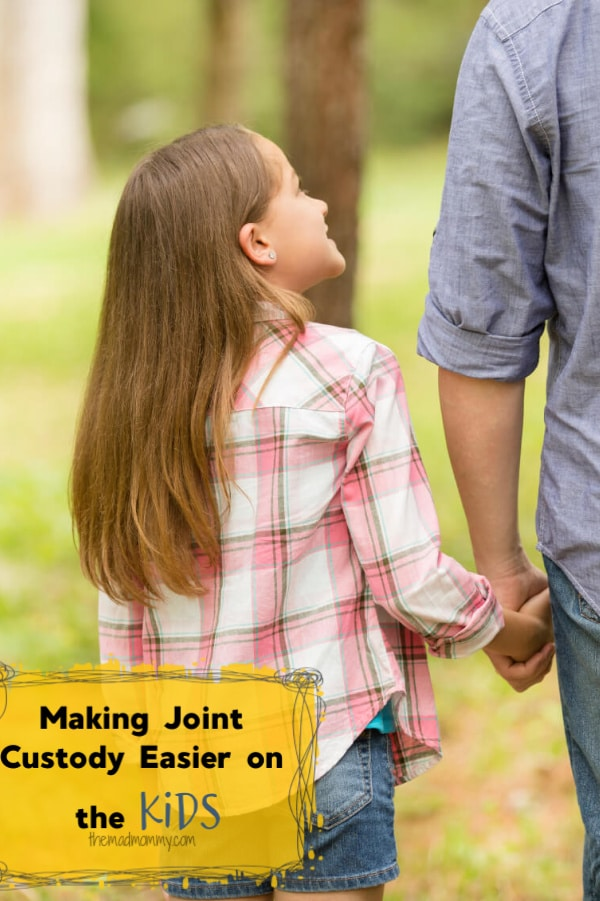 If you and your ex-spouse are lucky enough to have come to a cordial agreement in your divorce, it's likely that when it comes to the kids, you've decided the best arrangement is joint custody. As great as that is, joint custody will still be an adjustment. As a result, it's important to lay it out right so it doesn't add stress to the family as a whole. Here are some tips for making joint custody easier on the kids.