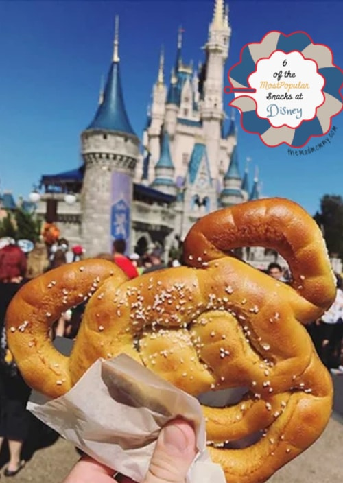 If you're traveling to Disney World, you might as well get a taste for the food while you're there. Disney World is well known for having some of the best snacks! Of course, these snacks are even more special because you cannot just find them anywhere else. Here are 6 of the most popular snacks at Disney World and where to find them.