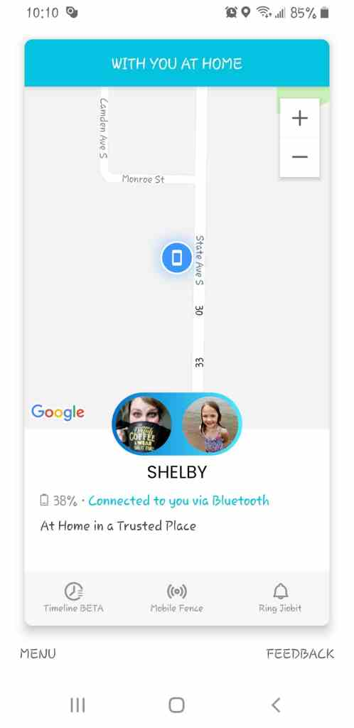 The kids want to walk to the park and, sometimes, our pets decide to take themselves for a walk and for most of us, parenting is hard enough without having to worry where everyone is! That is why I am keeping tabs with the Jiobit Location Monitor and you should too!