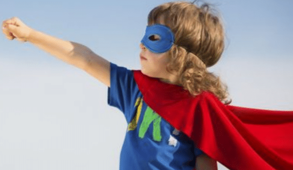 Our Kids Are Everyday Super Heroes!