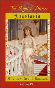 anastasia the last grand duchess by carolyn meyer