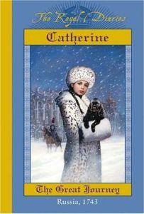 Catherine The Great Journey by Kristiana Gregory