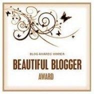 The Beautiful Blogger Award