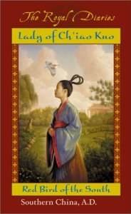 Lady of Ch'iao Kuo; Red Bird of the South by Laurence Yep