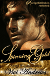 Spinning Gold by Vivi Andrews