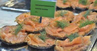 Helsinki Eats: Finnish Food's Coming of Age