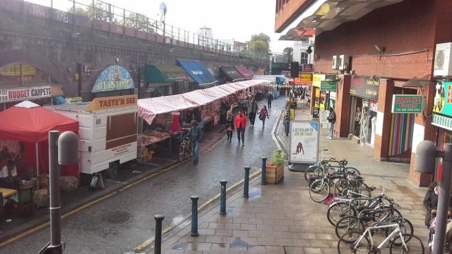 The craft market