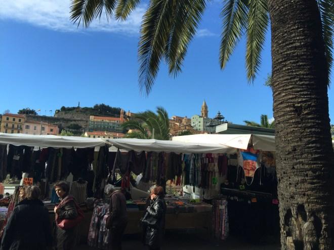 The Friday market