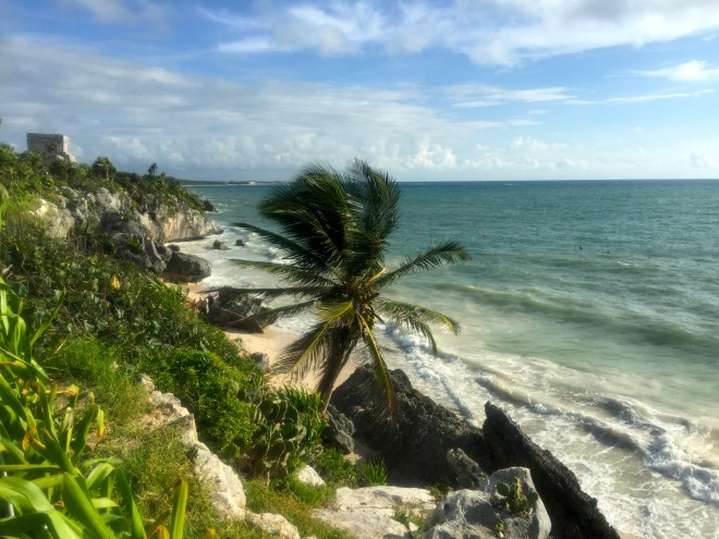 Final stop in Mexico: Tulum