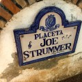 Placeta Joe Strummer