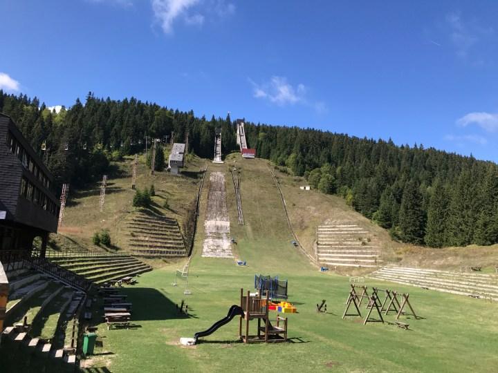 Sarajevo, skiing, hiking,