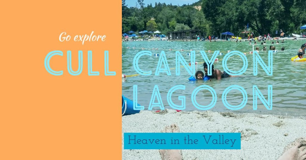 Cull Canyon Lagoon…Heaven in the Valley