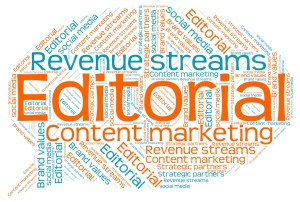 Content marketing blog image