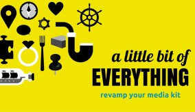 Revamp your media kit and sell adverts