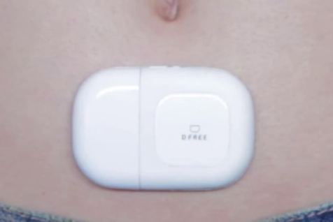 The D Free device (refer to article)
