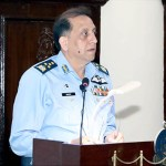 Chief of the Air Staff addresses at Pakistan Navy War College