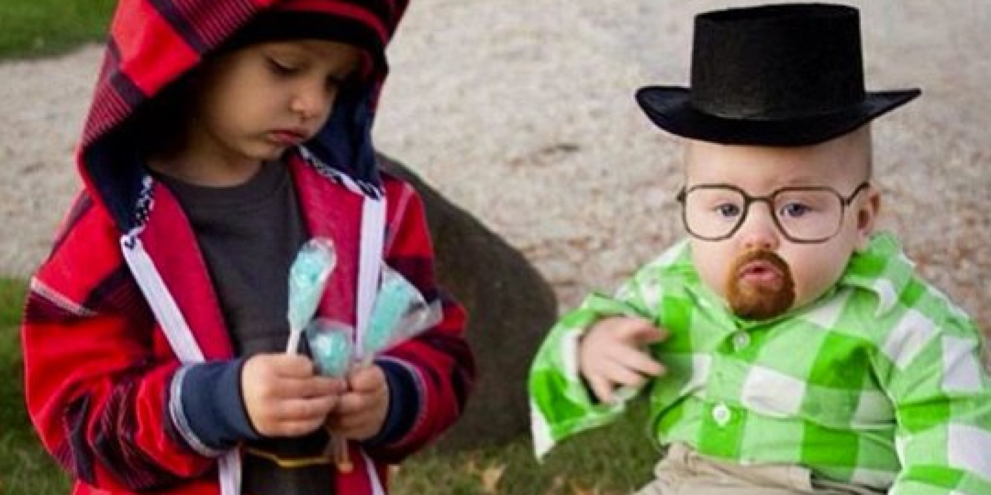 Number 1's : Our Favorite Childhood Halloween Costumes