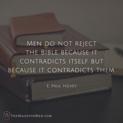 contradictions Bible TheMajestysMen Instagram post quote