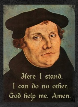 here I stand martin luther boldness bravery free book