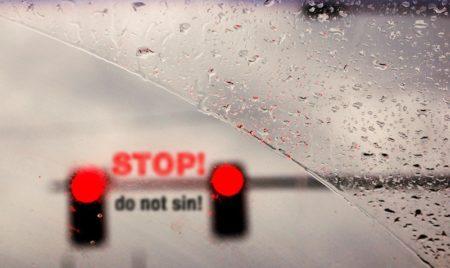 behavior modification modify grace sin God Jesus sinless