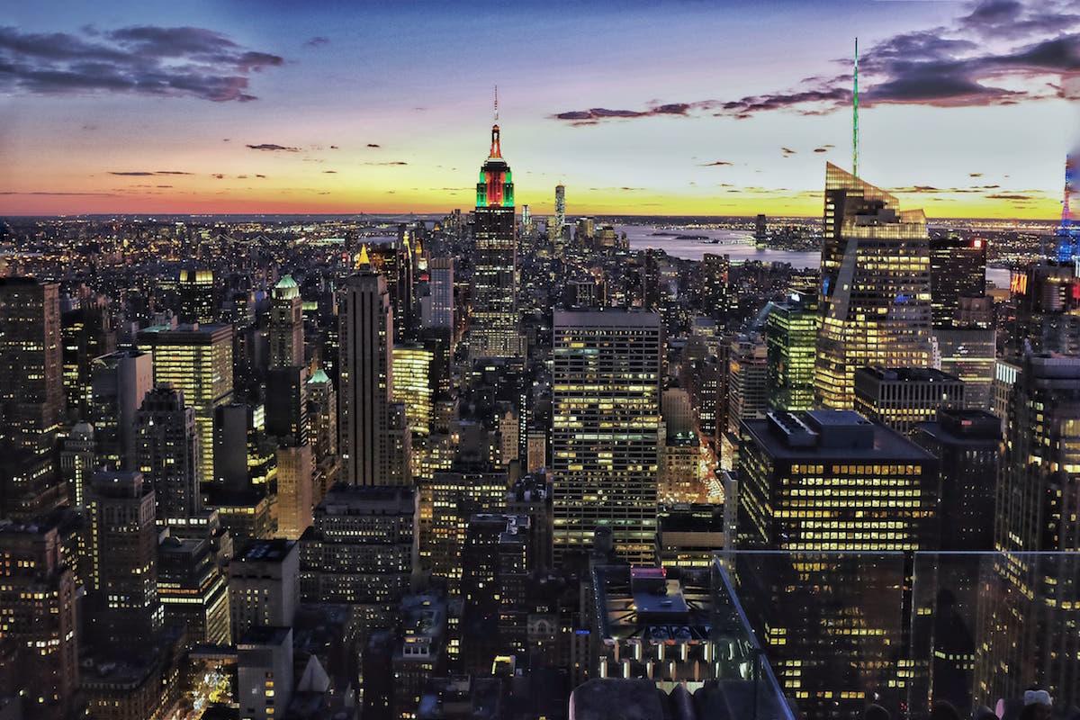 america american city skyline