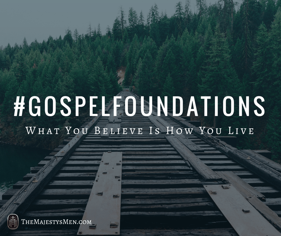 gospel foundations tracks believe live