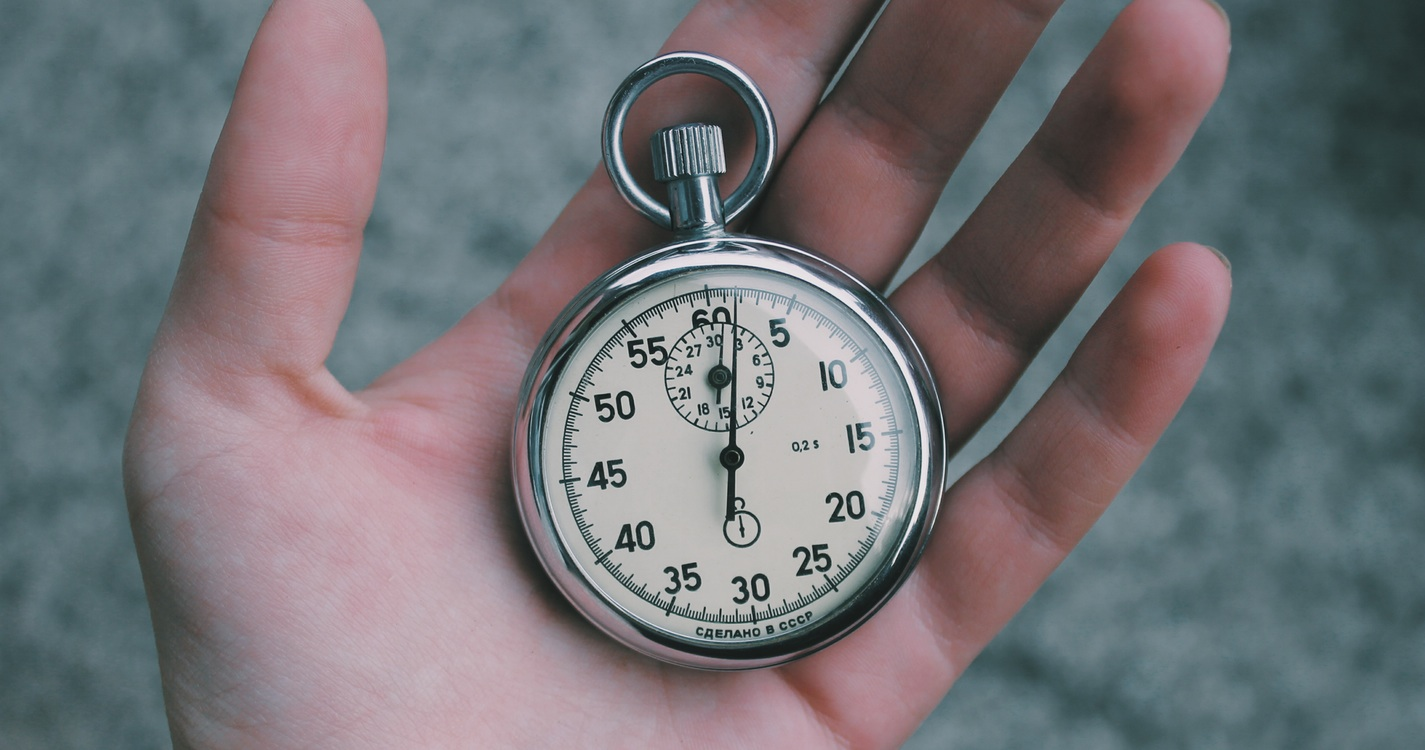 learn say no time watch clock hand image