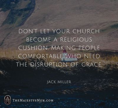 grace church jack miller quote