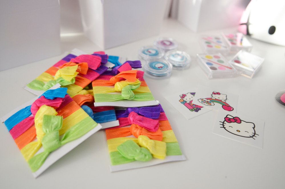 Hello Kitty Party Favor Hack!