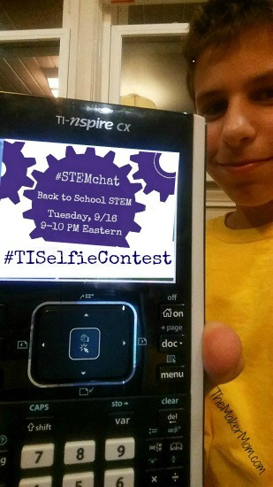 STEMchat on back to school STEM with Texas Instruments