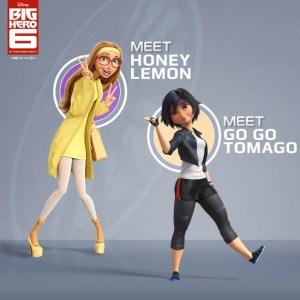 Big Hero 5 Science inspired by Honey Lemon and Gogo Tomago