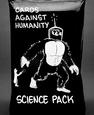 Cards Against Science STEM scholarship for women