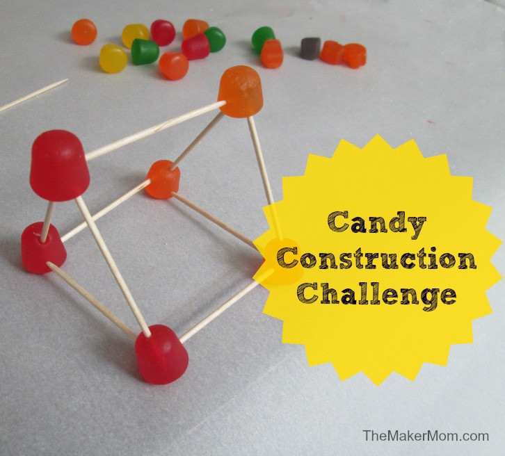 Candy Construction Challenge