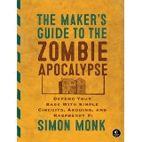 Books Make Great Gifts! Maker's Guide to the Zombie Apocalypse.