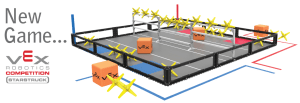 VEX Starstruck Robot Competition game for 2016 and 2017