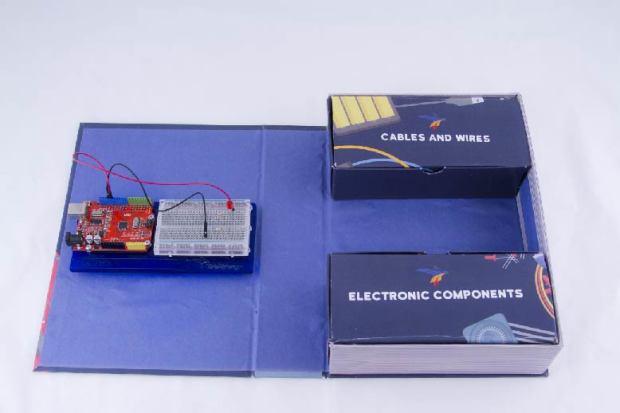 MakeXchange Arduino Electronics Invention Kit