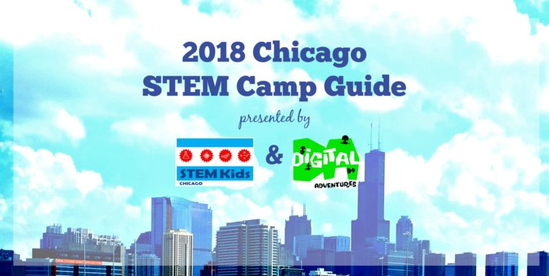 2018 Summer STEM Camp Guide