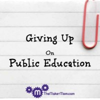 Choosing a Private School for Gifted Kids: That Time I Gave up on Public Education