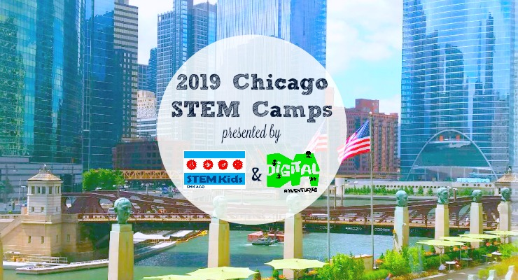 Summer STEM camps in and around Chicago