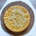 Gâteau aux pommes et à la cardamome verte de Madagascar
