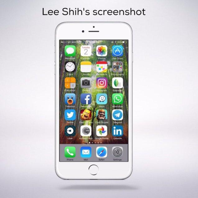 Leesh phone