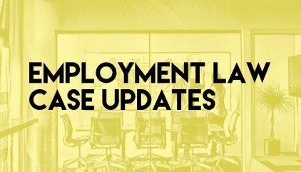 Handing employee dismissals properly under Malaysian law -
