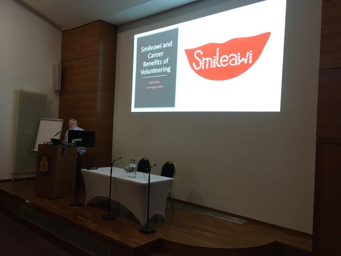 Nigel Milne Electives presentation